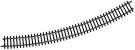 H0 | Märklin 2251 - Gebogen railstuk (K-rail)