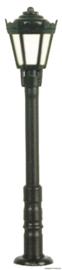 N | Viessmann 6470 - Parklamp, zwart, warmwitte LED