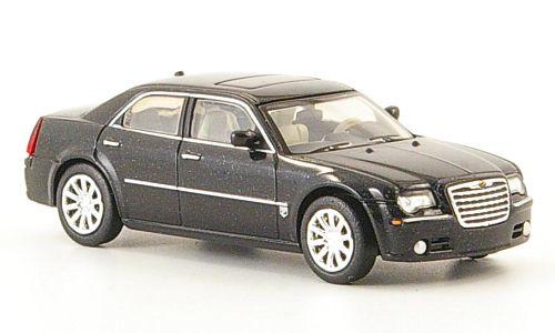 H0   Ricko 38362 - Chrysler 300C HEMI SRT8, black metallic, 2005
