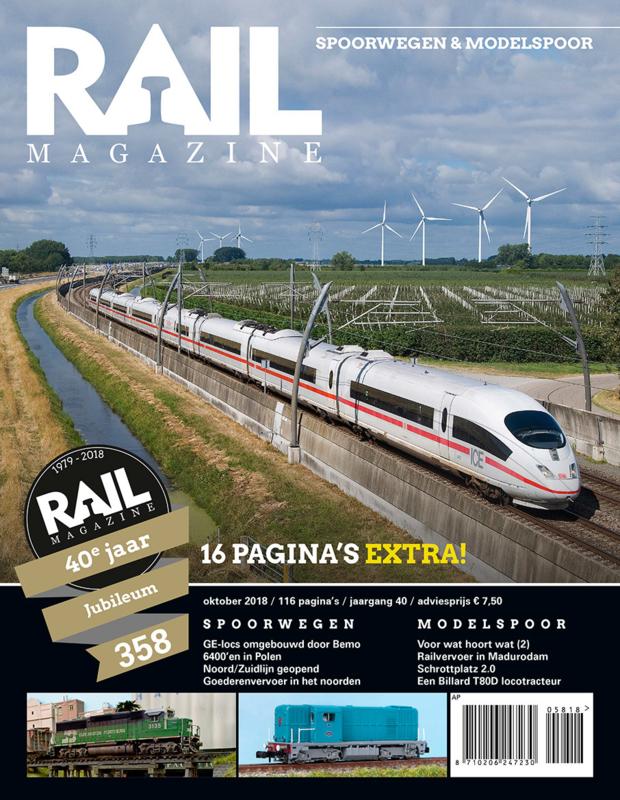 Railmagazine 358