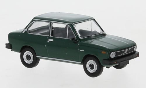 H0   Brekina 27601 - Volvo 66, donkergroen, 1975 (9)