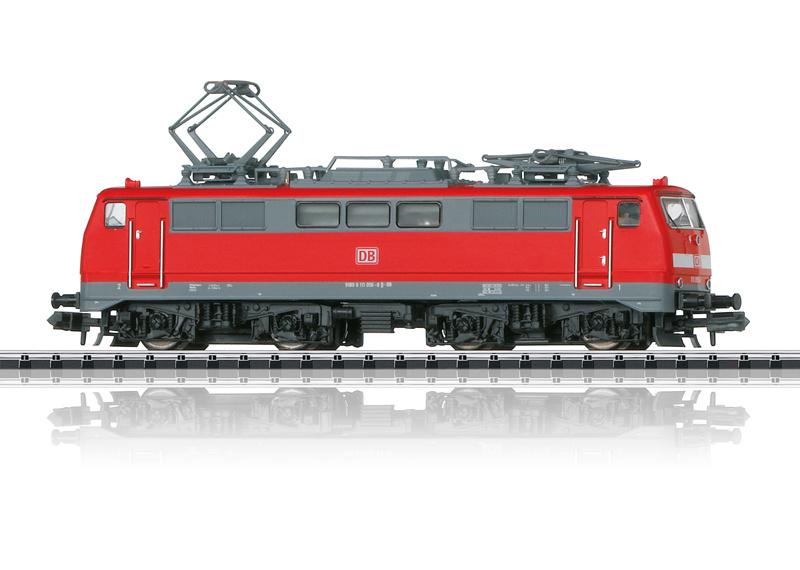N | Minitrix 16111 - DB BR 111