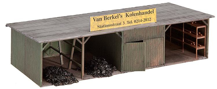 H0 | Faller 190650 - Van Berkel's Kolenhandel (NL)