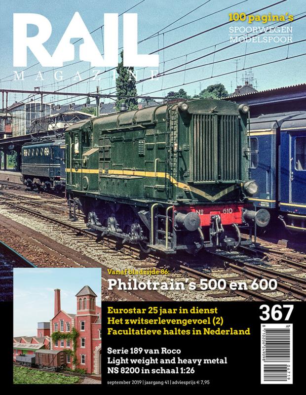 Railmagazine 367