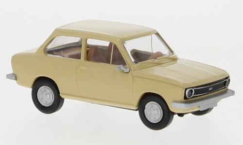H0 | Brekina 92864 - DAF 66, beige