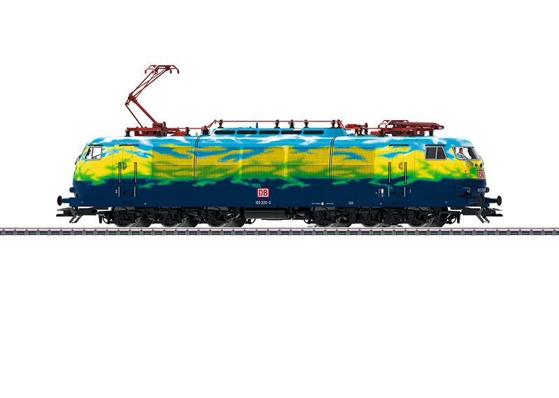 H0 | Märklin 39171 - DB AG, Elektrische locomotief BR 103.1 (AC sound)