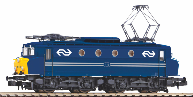 N | Piko 40373 - NS, Elektrische locomotief 1115 (sound)