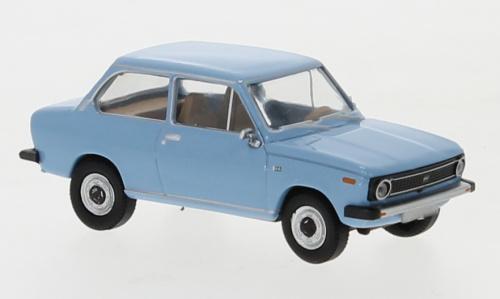 H0 | Brekina 27652 - DAF 66, blauw, 1972 (8)