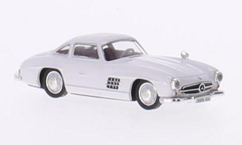 H0   Ricko 38694 - Mercedes 300 SL (W198), white, 1954