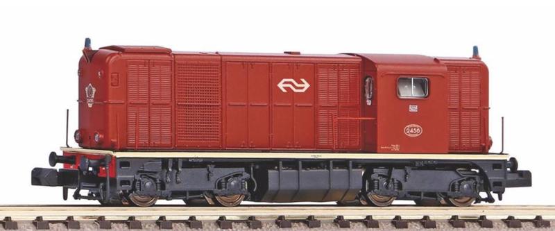 N | Piko 40429 - NS 2400 bruin tijdperk IV (DC sound)