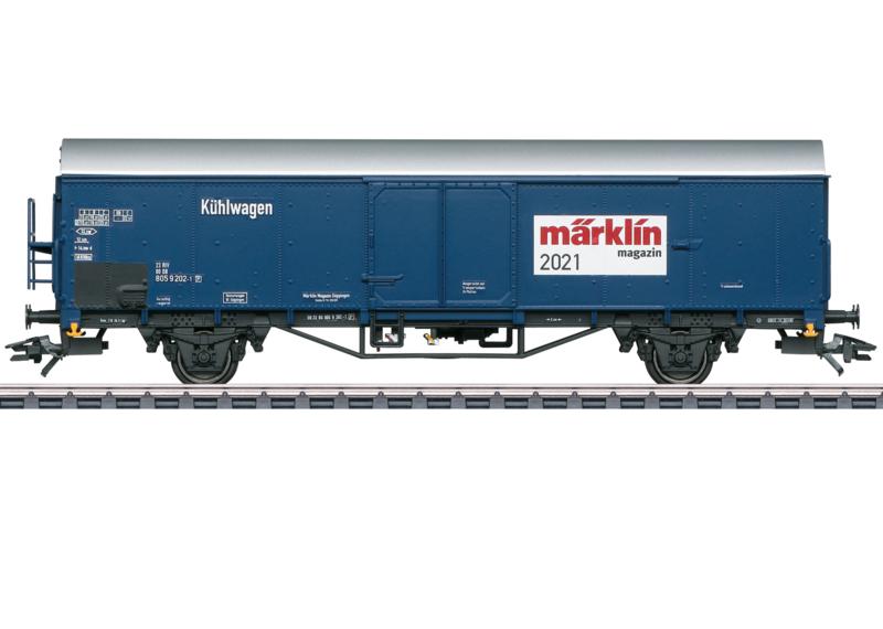 H0 | Märklin 48521 - Märklin Magazin jaarwagen H0 2021