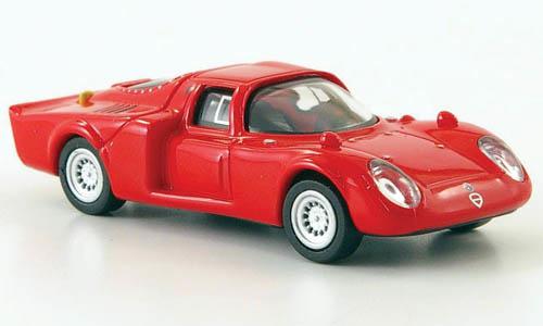 H0 | Ricko 38343 - Alfa Romeo 33.2 Daytona, red, 1968
