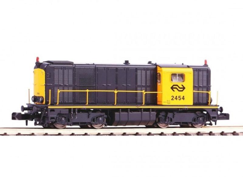 N | Piko 40422 - NS 2400 geel/grijs tijdperk IV
