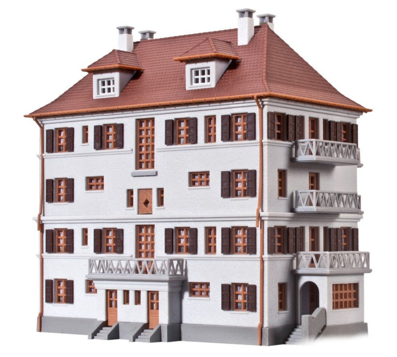 N   Kibri 37170 - Appartementencomplex