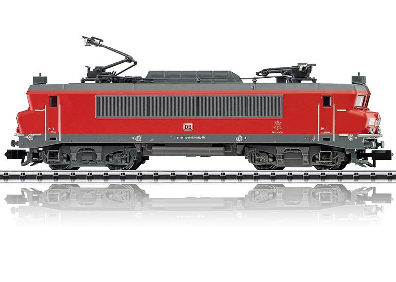 N   Minitrix 16002 - DB Schenker 1600
