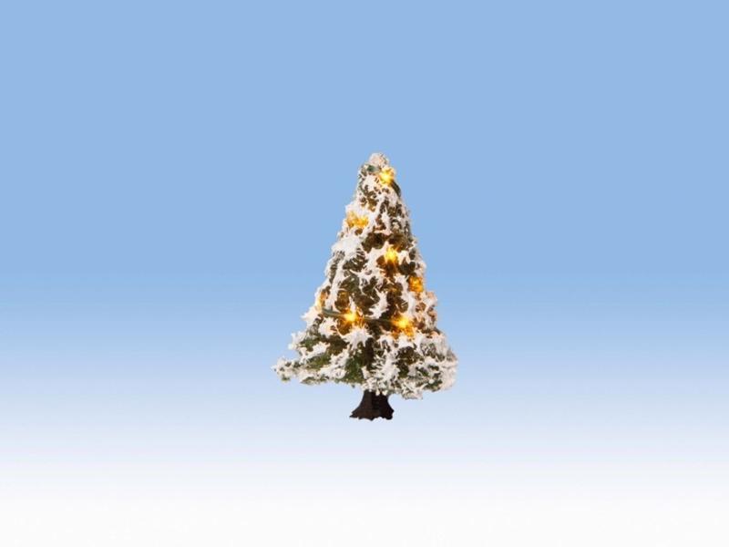 H0/N/Z   NOCH 22110 - Verlichte kerstboom