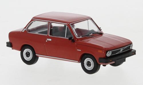 H0   Brekina 27600 - Volvo 66, rood, 1975 (9)