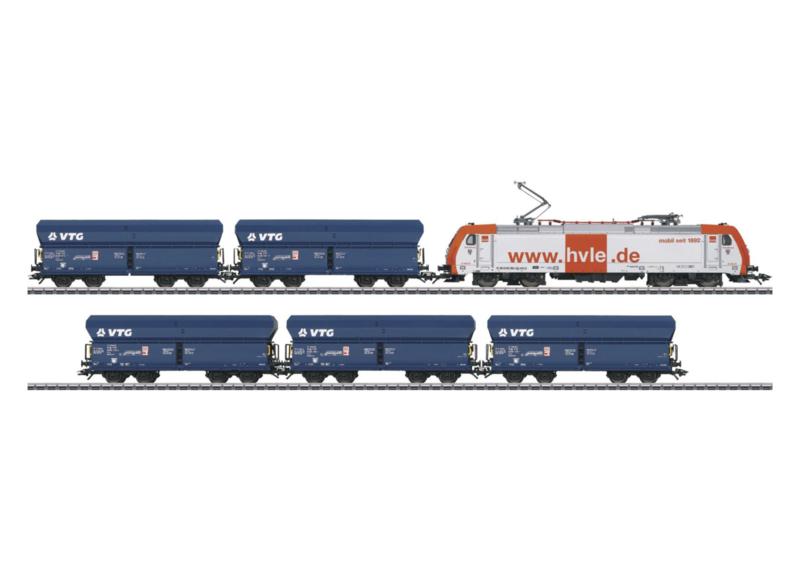 H0 | Märklin 26571 - Treinset HVLE/VTG (AC)