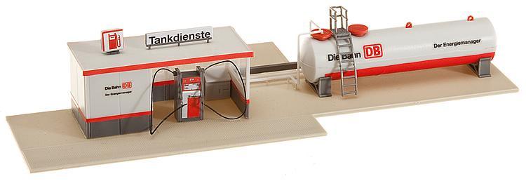 H0 | Faller 120196 - DB tankinstallatie