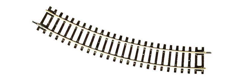 H0 | Roco 42422 - Gebogen rail R2, 30°, R=358 mm