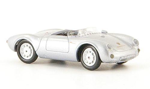 H0 | Ricko 38367 - Porsche 550 Spyder, zilver, 1953