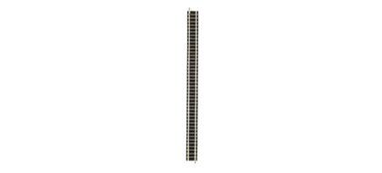 N | Fleischmann 9100 - Rechte rail lengte 222 mm