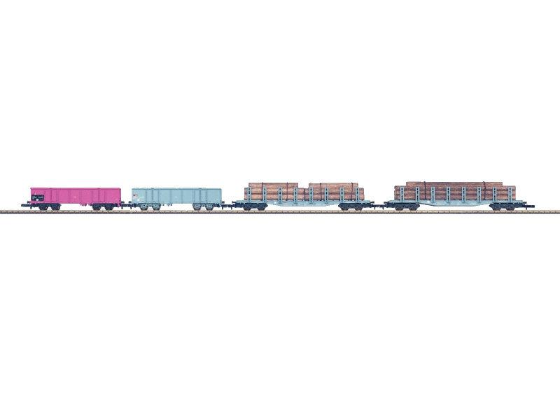 Z | Märklin 82516 - Set houttransport