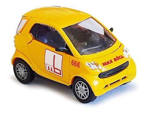H0 | Busch 48900.182-  Smart Fortwo Max Bögl