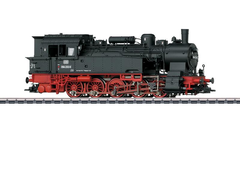 H0 | Märklin 37180 - Stoomlocomotief serie 94