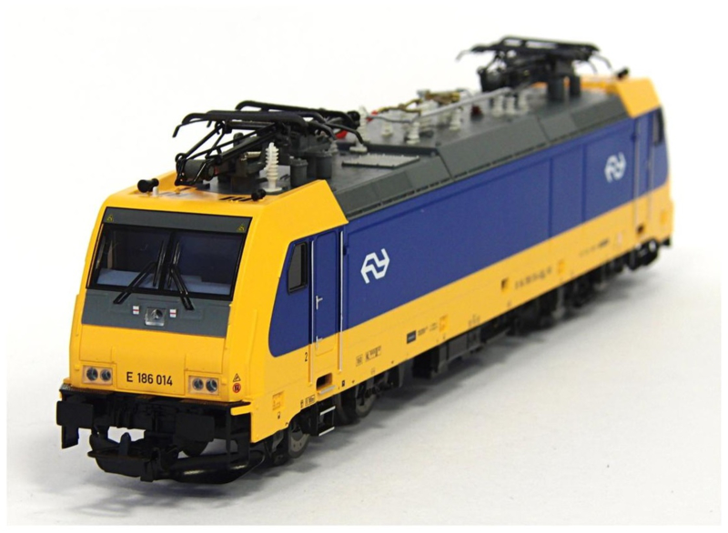 H0 | Piko 59962-5 - Electric locomotive BR 186 NS