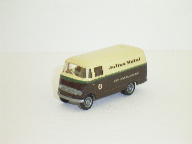 H0 | Brekina 0003 - MB L319  - Julius Meinl