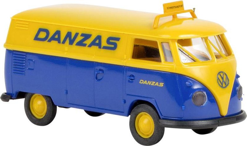 H0   Brekina 32638 - VW Kasten T1b Danzas