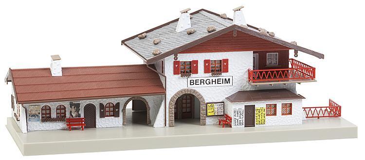 H0   Faller 131280 - Station Bergheim