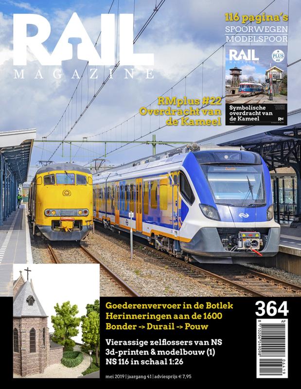 Railmagazine 364