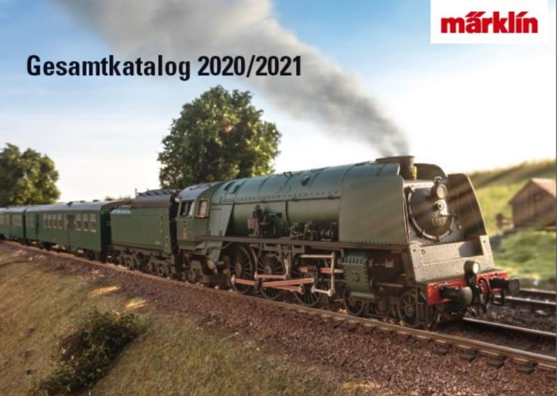Märklin 15711 - Gesamtkatalog 2020/2021 DE