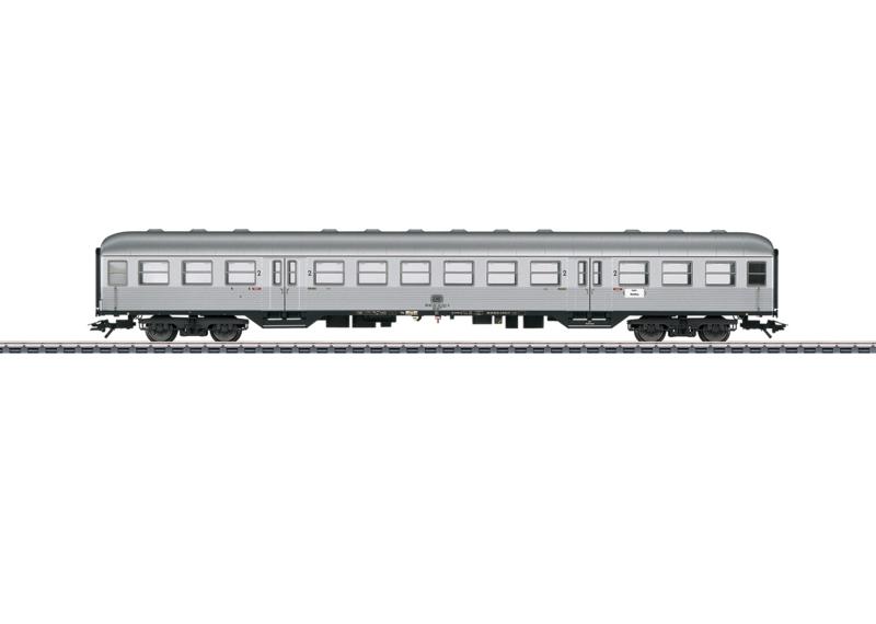 H0   Märklin 43897 - DB, Personenrijtuig 2e klasse