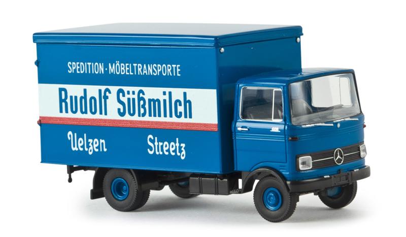 H0 | Brekina 48539 - MB LP 608 Rudolf Süßmilch