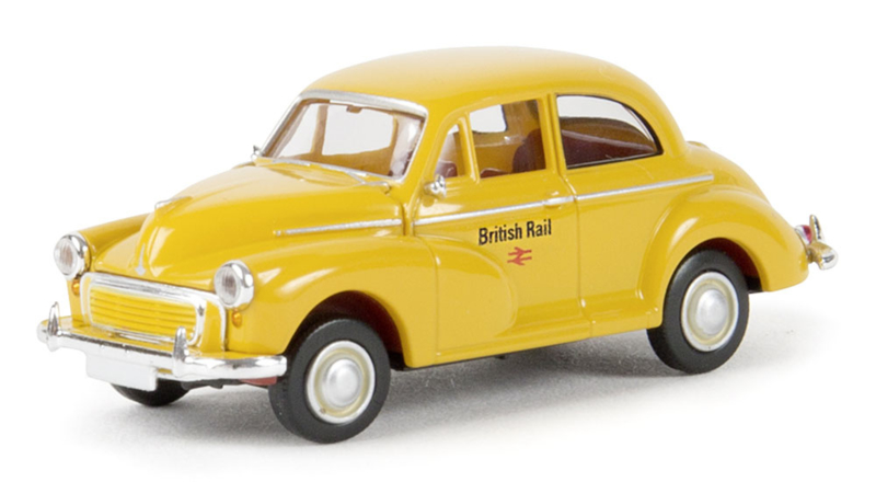 H0 | Brekina 15212 - Morris Minor British Rail