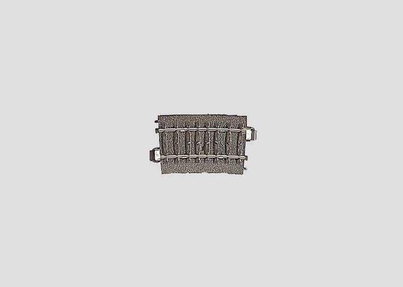H0 | Märklin 24207 - Gebogen R437,5 mm - 7,5Gr (C-rail)