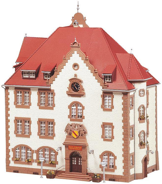 H0 | Faller 130923 - Erich-Kästner Gymnasium