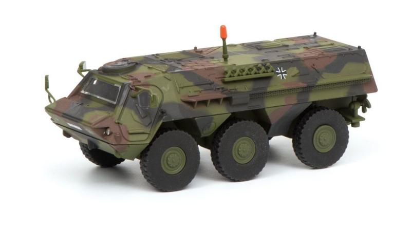 H0 | Schuco 26358 - Fuchs Transportpanzer Bundeswehr