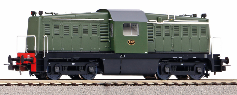 H0   Piko 52460 - NS, Diesellocomotief serie 2000 (DC)