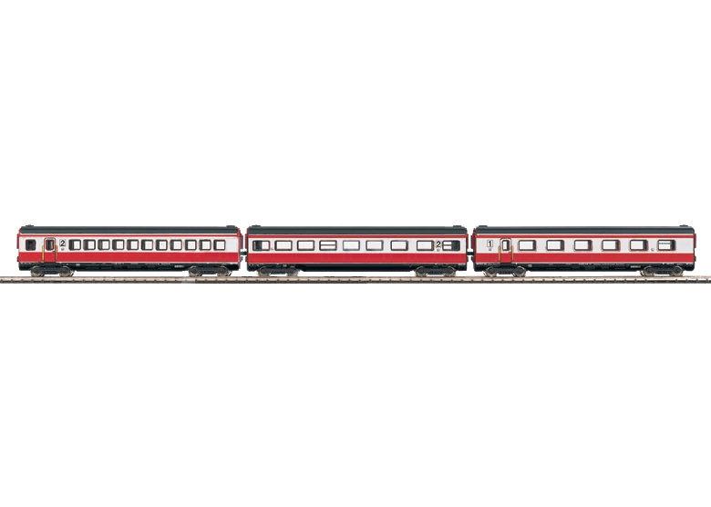 Z   Märklin 87931 - Uitbreidingsset VT 601