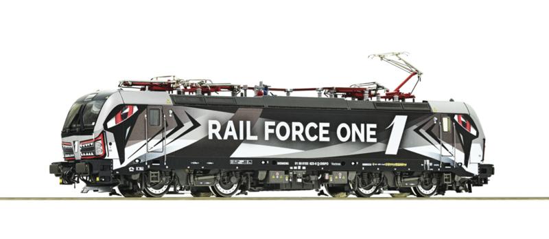 H0 | Roco 79927 - Rail Force One, Elektrische locomotief 193 623-6 (AC sound)