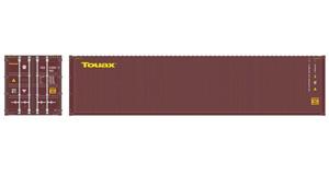 H0 | PT Trains 840021 - Container 40' HC TOUAX