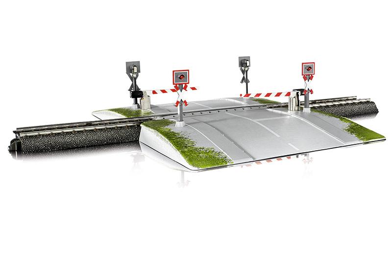 H0 | Märklin Start up 74924 - Overweg volautomatisch (C-rail)