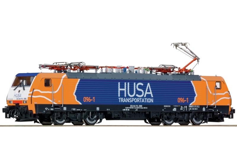 H0 | Roco 62423 - BR 189 Husa (DC)