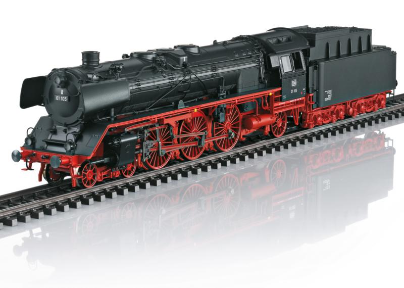 H0 | Märklin 39004 - DB, Stoomlocomotief serie 01