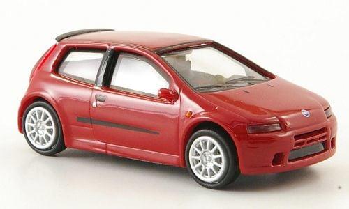H0 | Ricko 38329 - Fiat Punto, red, 2003