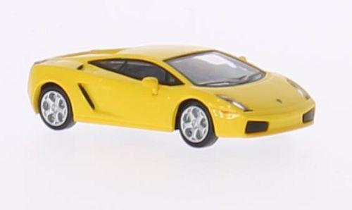 H0   Ricko 38302 - Lamborghini Gallardo, yellow 2004